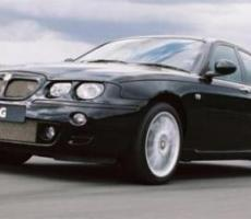 Picture of MG ZT 260