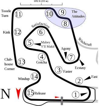 Image of Miller Motorsports Park (East course)