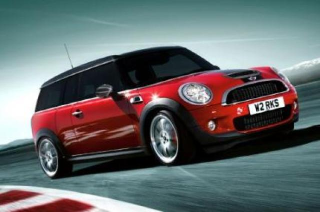Image of Mini Clubman JCW