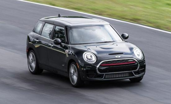 Image of Mini Clubman John Cooper Works ALL4