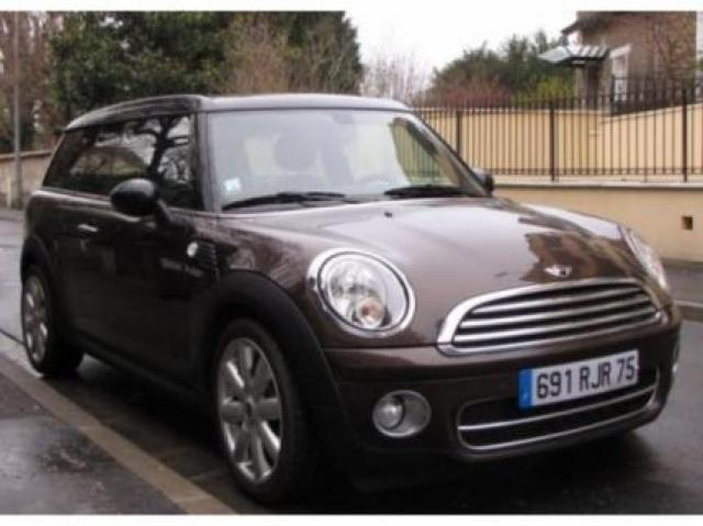Mini Cooper Clubman 16 D Laptimes Specs Performance Data