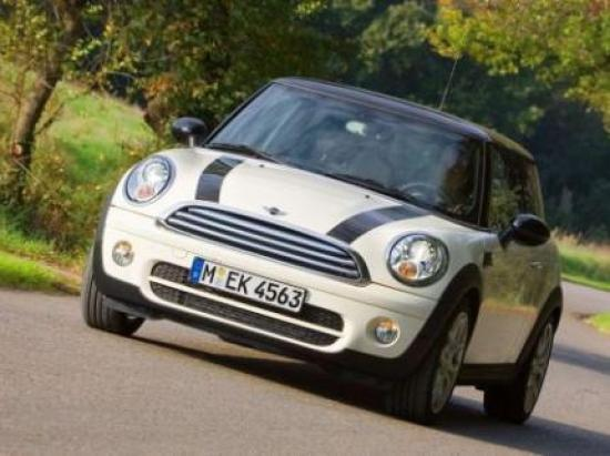 Image of Mini Cooper D