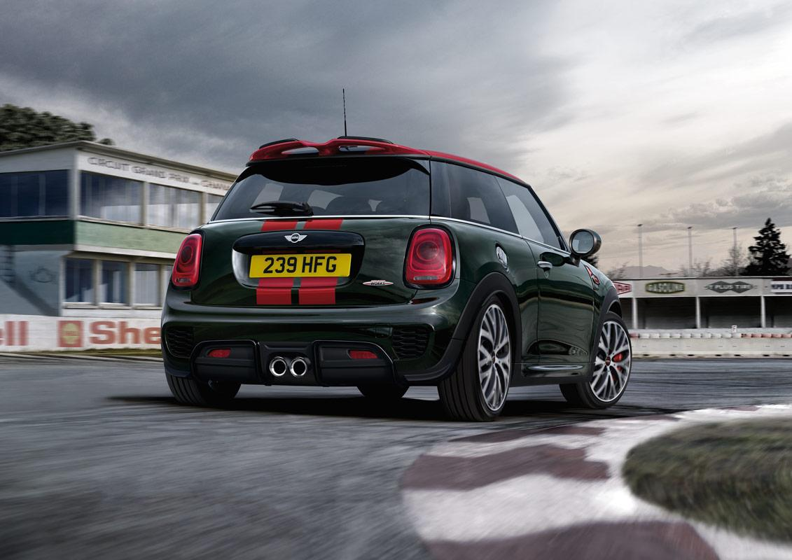 Image Of Mini Cooper Jcw
