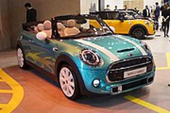 Image of Mini Cooper S Cabriolet