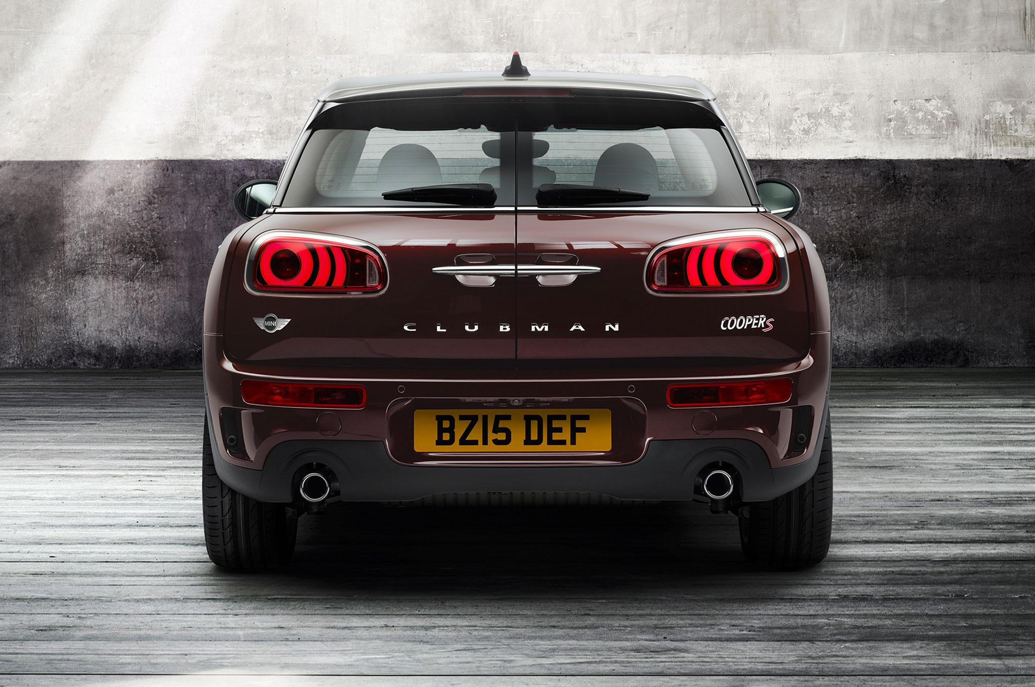 Mini Cooper S Clubman Mk Iii Laptimes Specs Performance Data