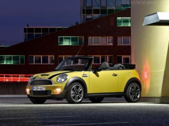 Image of Mini Cooper S Convertible