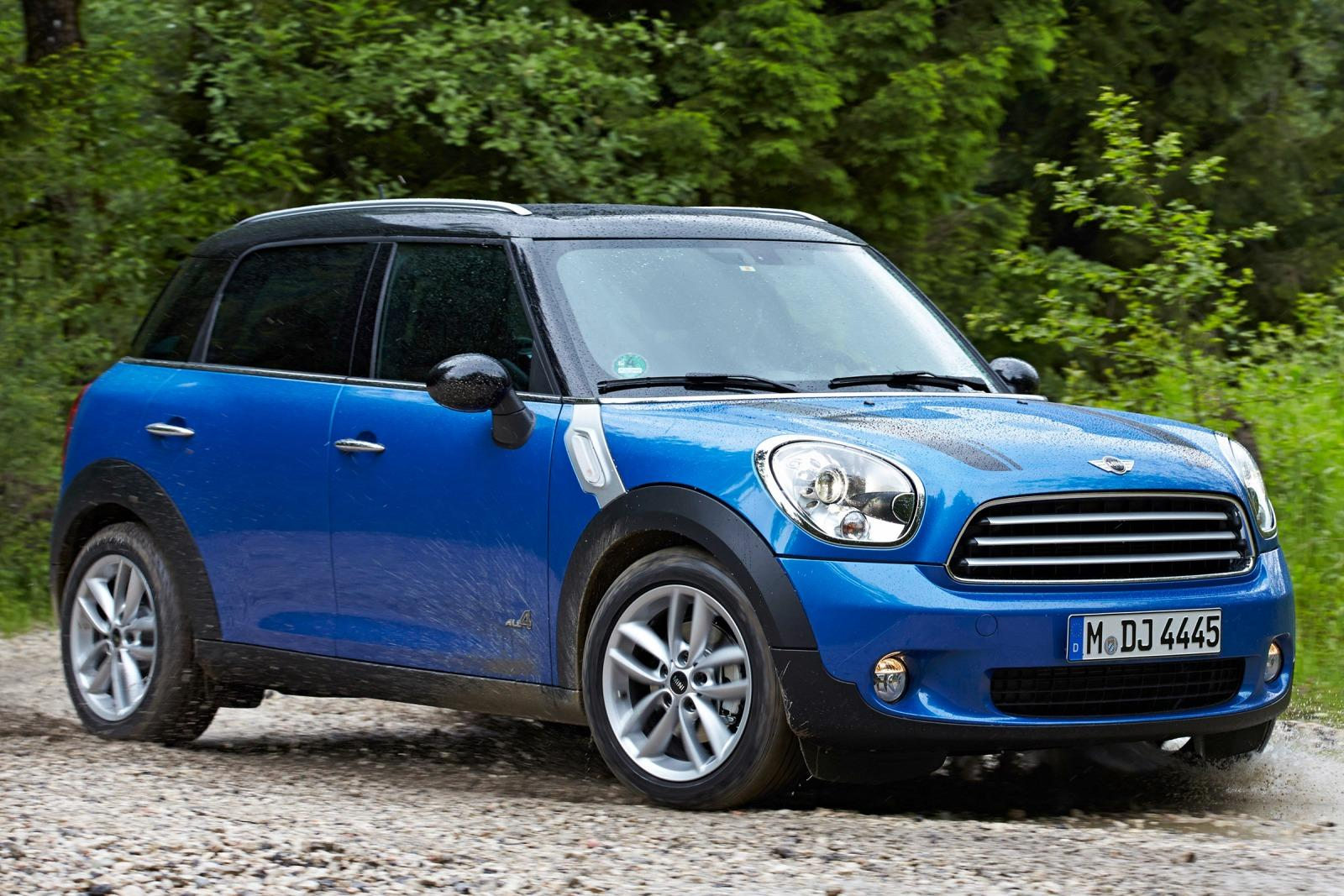 Mini Cooper S Countryman All4 192 Ps Laptimes Specs Performance