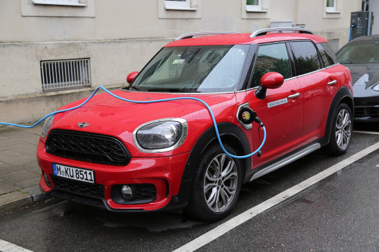 Image of Mini Cooper S E Countryman