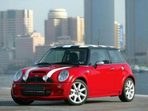 Photo of Mini Cooper S Works
