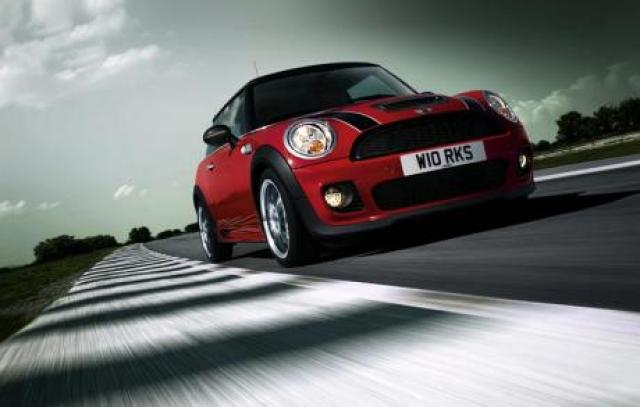 Image of Mini Cooper S Works