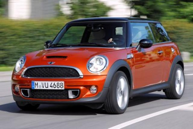 Image of Mini Cooper SD