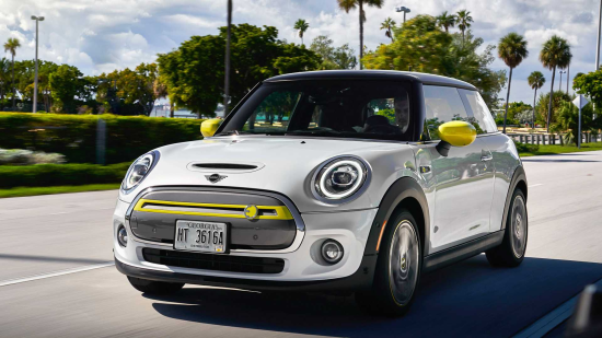 Image of Mini Cooper SE
