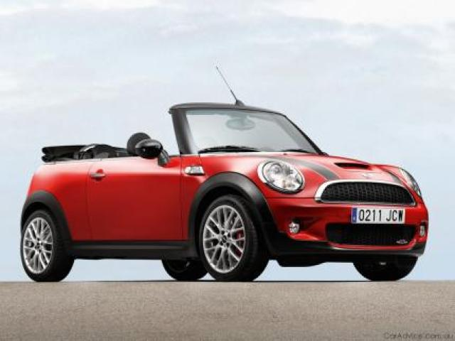 Image of Mini JCW Convertible