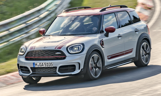 Image of Mini JCW Countryman