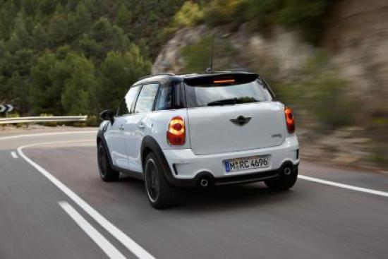 Image of Mini One D Countryman