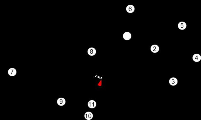 Image of Misano Circuit (pre 1993)