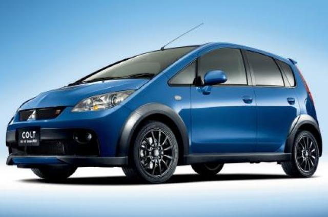 Image of Mitsubishi Colt Ralliart Version-R Special