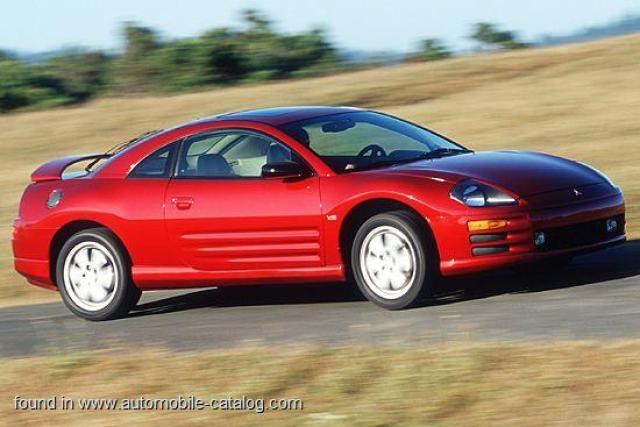Image of Mitsubishi Eclipse GT