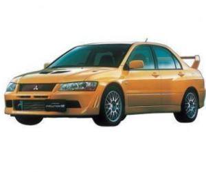 Picture of Mitsubishi Evo VII