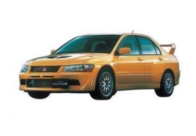 Image of Mitsubishi Evo VII