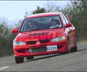 Picture of Mitsubishi Evo VIII FQ 300