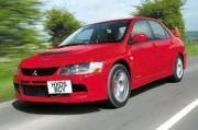 Image of Mitsubishi Evo VIII MR FQ 320