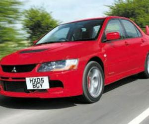Picture of Mitsubishi Evo VIII MR FQ 320