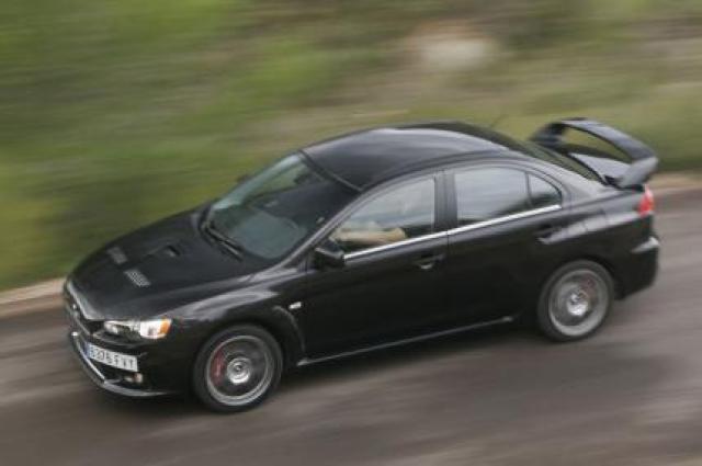 Image of Mitsubishi EVO X FQ330