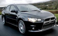 Mitsubishi EVO X MR SST