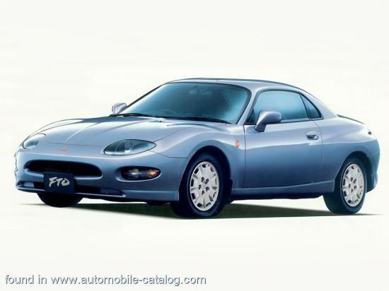Image of Mitsubishi FTO GS