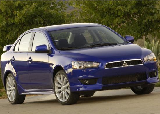 Image of Mitsubishi Lancer 2.0
