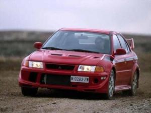 Photo of Mitsubishi Lancer Evo VI