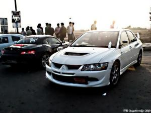 Photo of Mitsubishi Lancer Evo VIII