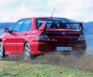 Picture of Mitsubishi Lancer Evo VIII