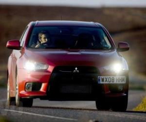 Picture of Lancer Evo X FQ300 SST