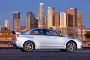 Picture of Mitsubishi Lancer Evo X MR