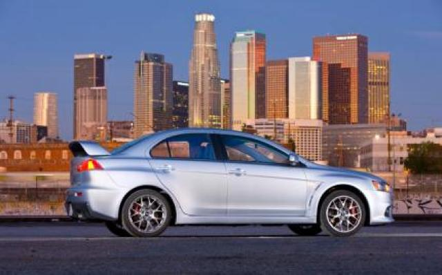 Image of Mitsubishi Lancer Evo X MR