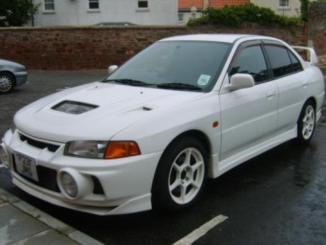 Mitsubishi Lancer Evolution IV GSR Specs