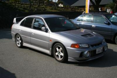 Image of Mitsubishi Lancer Evolution IV GSR