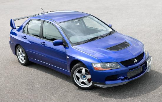 Image of Mitsubishi Lancer Evolution IX MR FQ-360