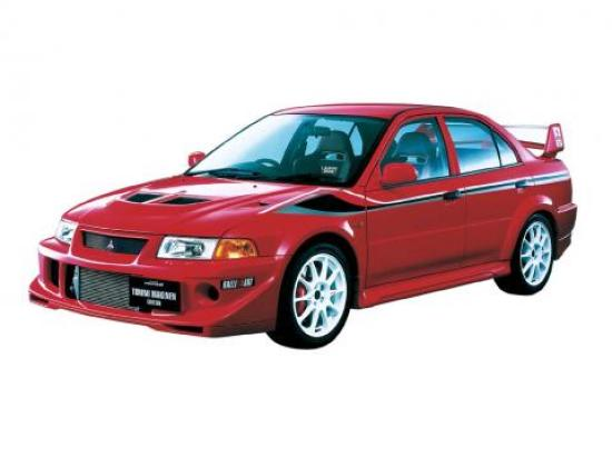 Image of Mitsubishi Lancer Evolution VI Tommi Makinen
