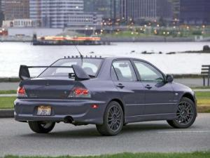 Photo of Mitsubishi Lancer Evolution VIII MR