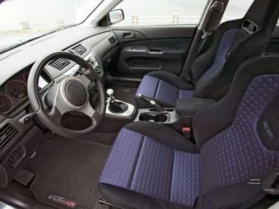 Image of Mitsubishi Lancer Evolution VIII MR