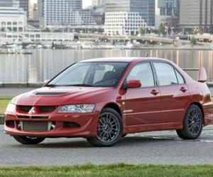Picture of Lancer Evolution VIII MR