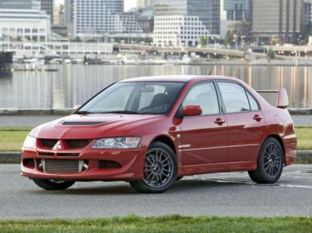mitsubishi lancer evolution viii mr laptimes specs performance data