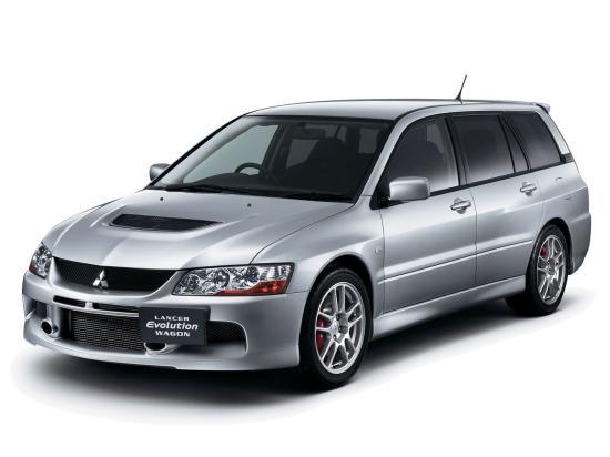 Image of Mitsubishi Lancer Evolution Wagon