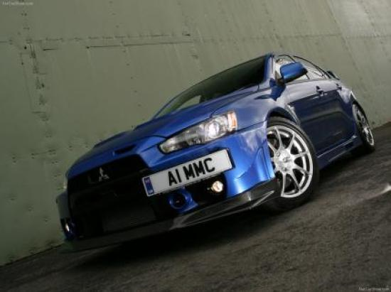 Image of Mitsubishi Lancer Evolution X FQ-400