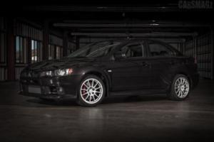 Picture of Mitsubishi Lancer Evolution X SE