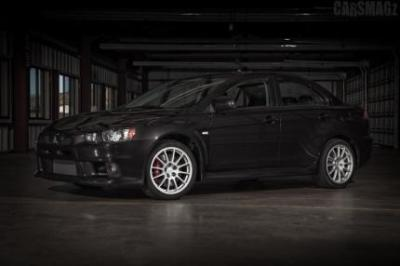 Image of Mitsubishi Lancer Evolution X SE