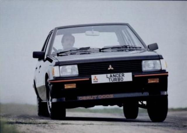 Image of Mitsubishi Lancer EX 2000 Turbo
